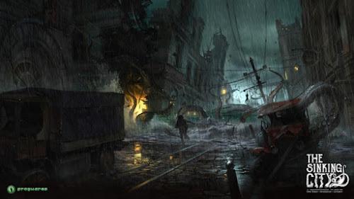 The Sinking City: O Jogo inspirado nos contos de H.P. Lovecraft
