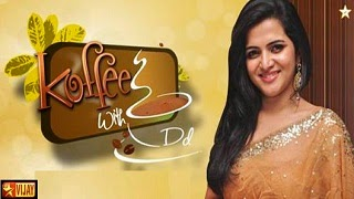 Koffee With DD - Ashok Selvan and Janani Iyer - DD 05/18/14