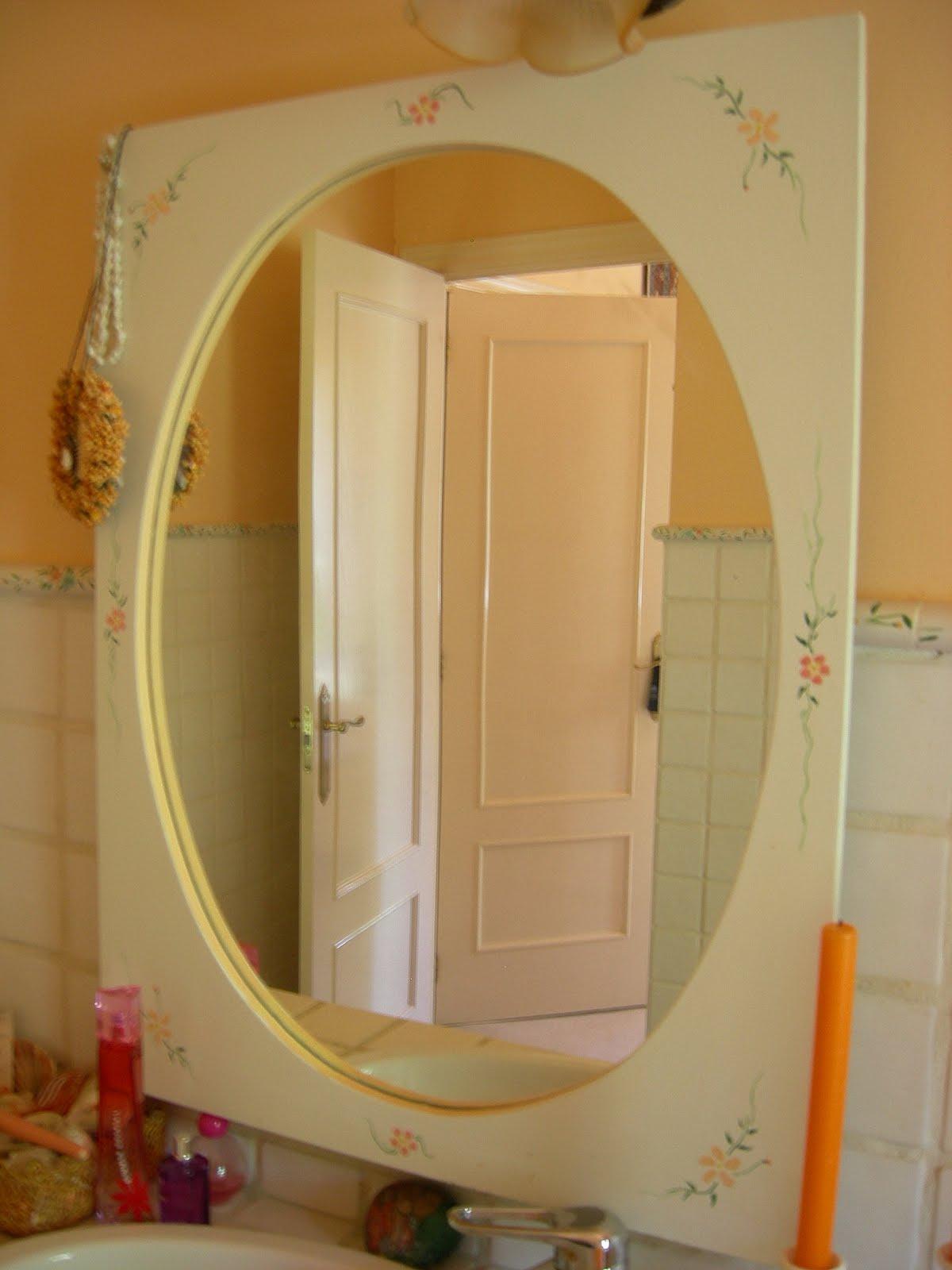Kedibu murales y objetos decorativos marco espejo ba o for Espejos murales decorativos