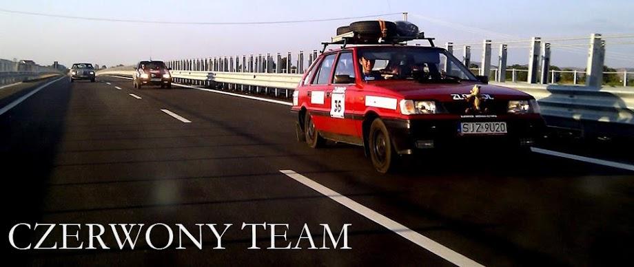 Czerwony Team - Złombol
