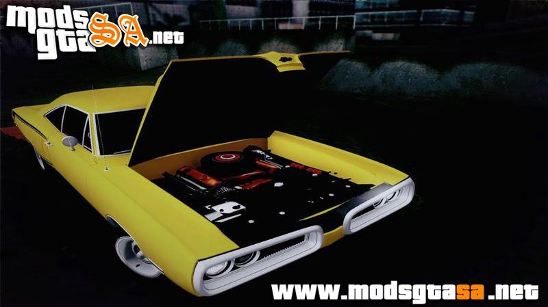 SA - Dodge Coronet Super Bee 1970