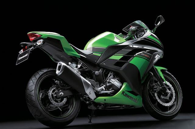 Kawasaki Ninja 250 2013 Special Edition-1. title=