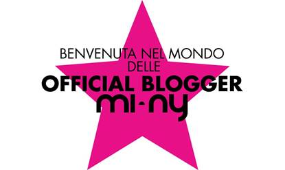 Official Blogger Mi-Ny