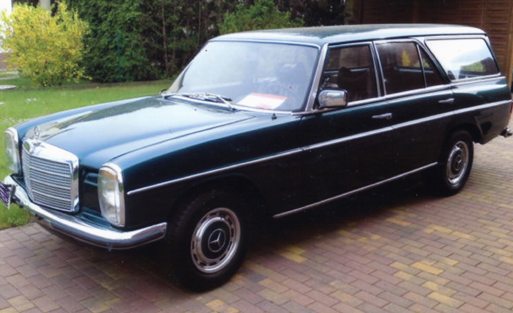 Daily turismo 15k oldtimeranzeige 1978 mercedes benz for Mercedes benz w115 for sale