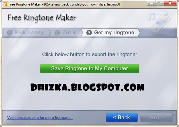 Download Ringtone Maker for Windows 7 Windows