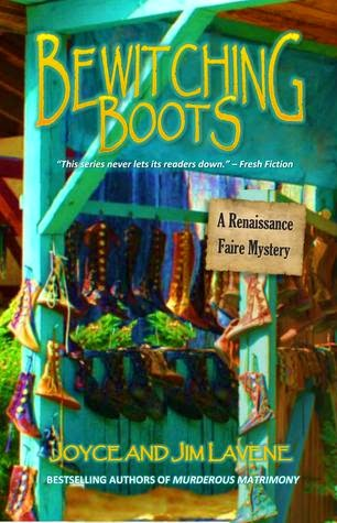 https://www.goodreads.com/book/show/22393127-bewitching-boots