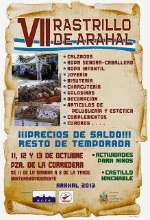 VII RASTRILLO DE ARAHAL