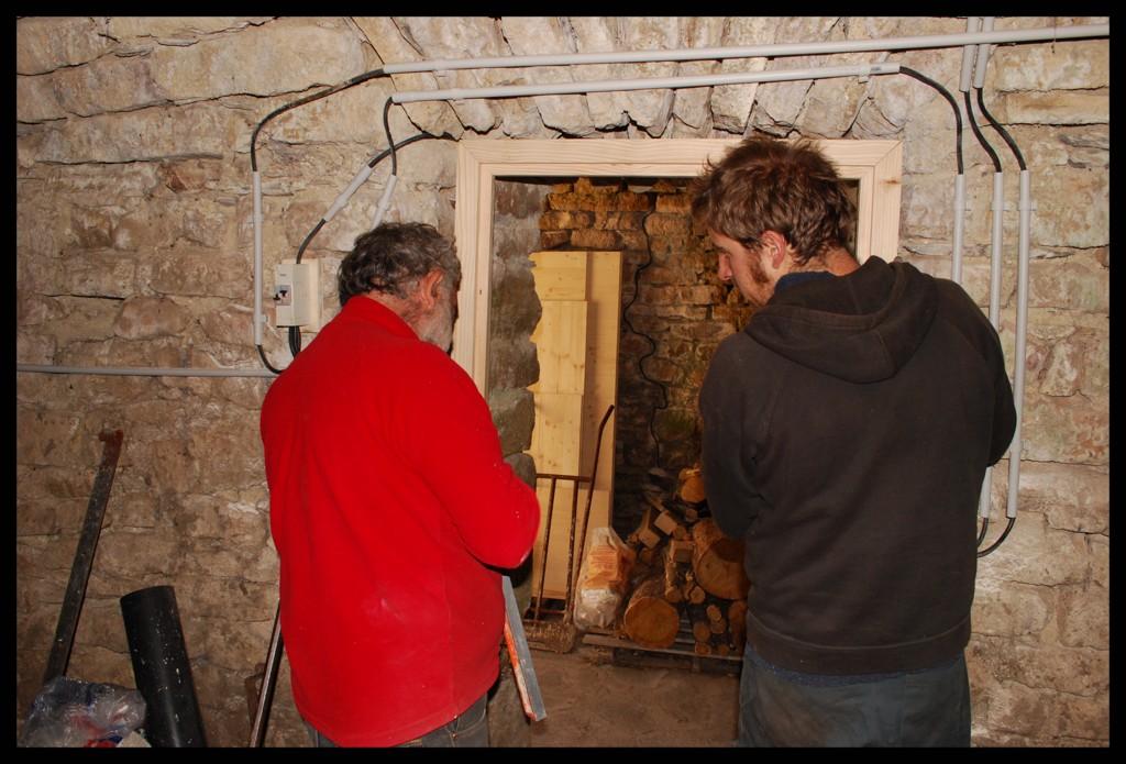 3kg sous terre travaux d 39 atelier jours 8 9 10 11 12 - Couper brique refractaire ...