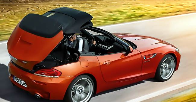 2016 Bmw Z4 Sdrive28i Roadster Review Bmw Redesign