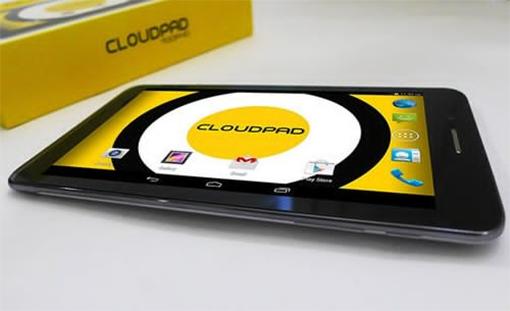 cloudfone, Cloudpad 700FHD, price, specs