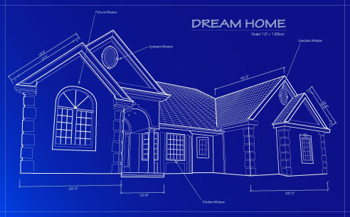 Carriage house plans home blueprints for Dream house blueprints