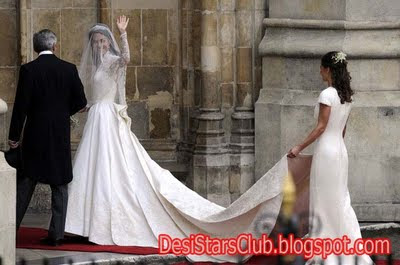 The Royal Wedding Dress - Kate Middleton's Wedding Dress