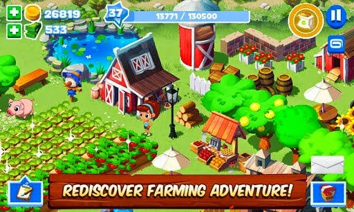 Green Farm 3 3.0.5 Apk