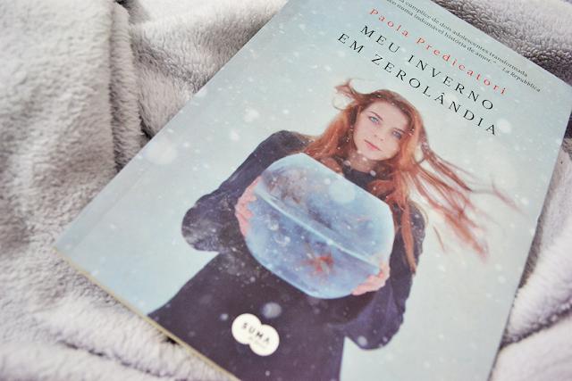 Livro Meu Inverno em Zerolândia Resenha