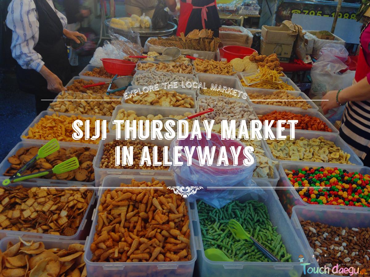 Daegu Siji Thursday Market