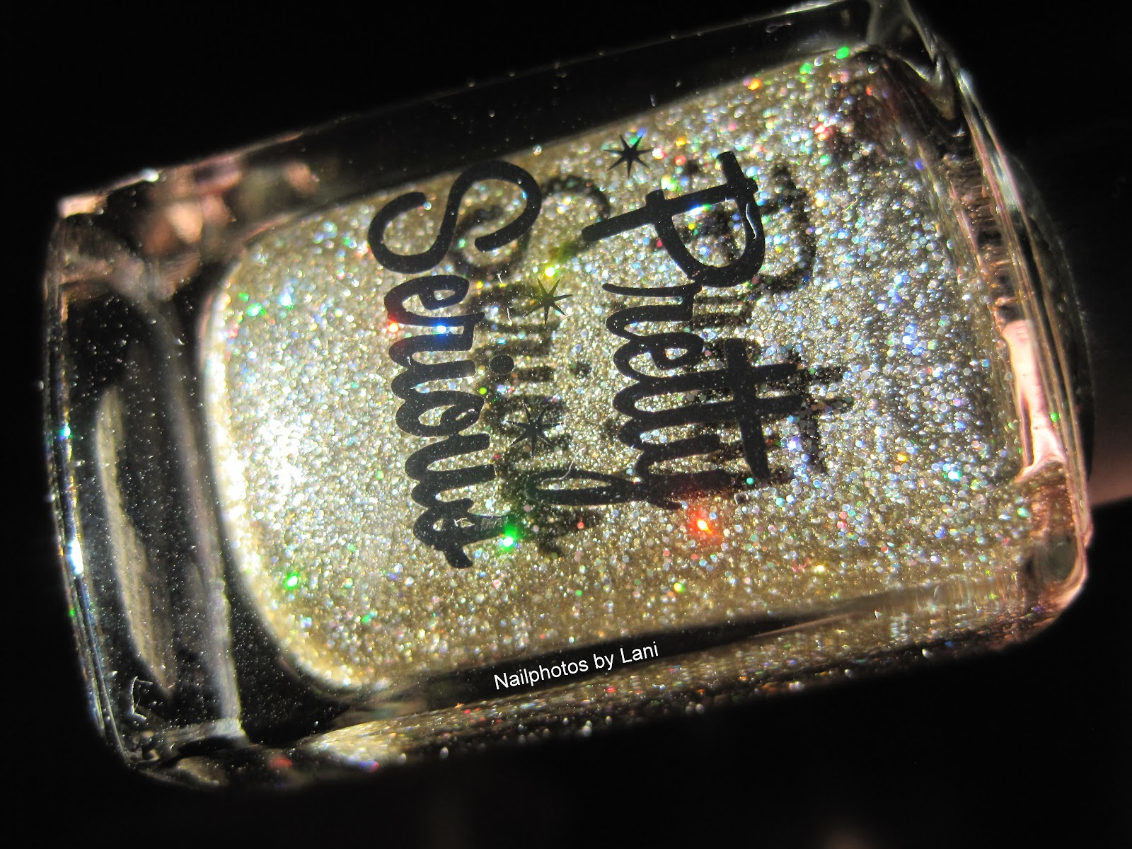 nailphotos by lani back to the future nail polish 88mph from pretty serious. Black Bedroom Furniture Sets. Home Design Ideas