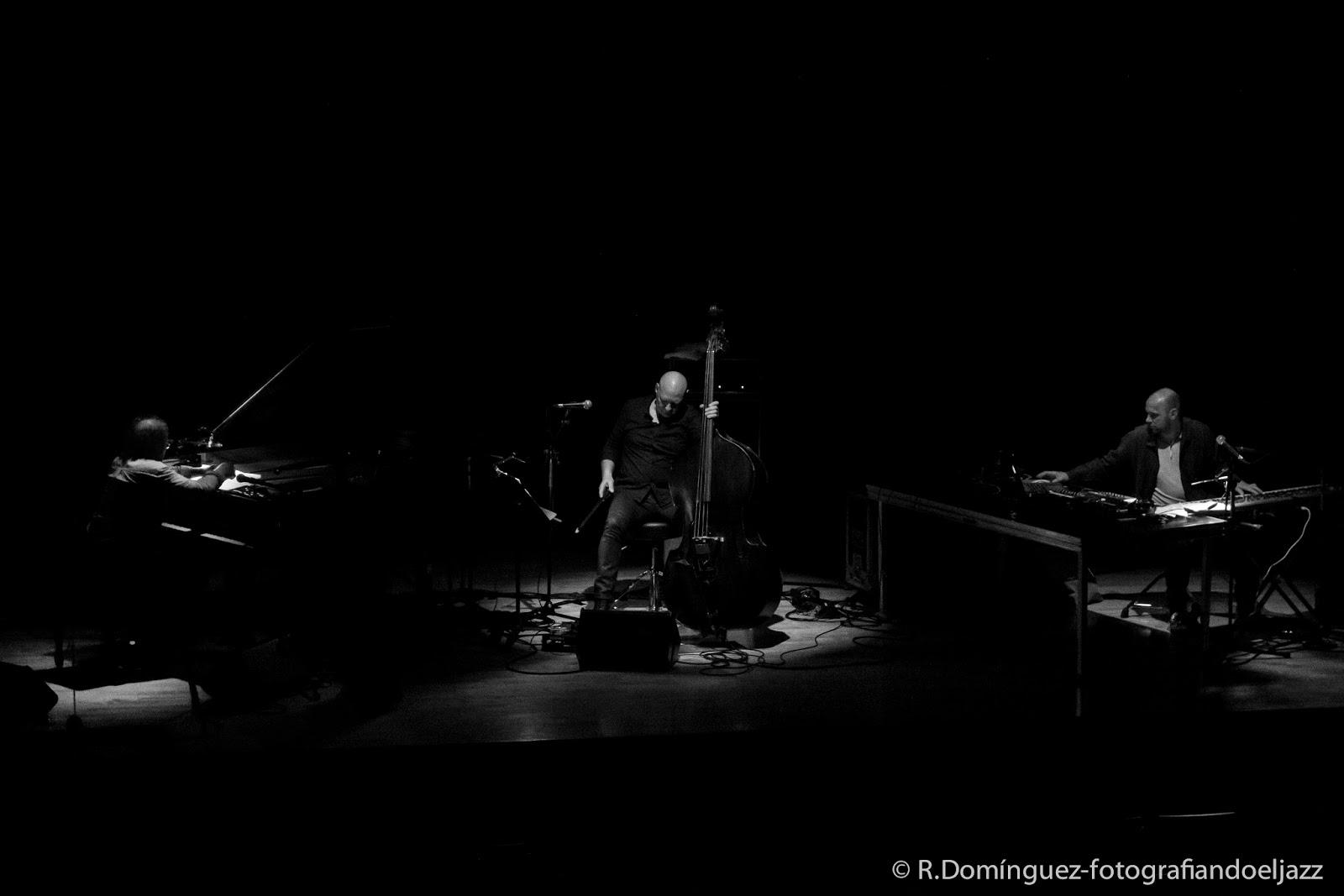 © R.Domínguez-Bugge Wesseltoft & Henrik Schwarz & Dan Berglund Trio