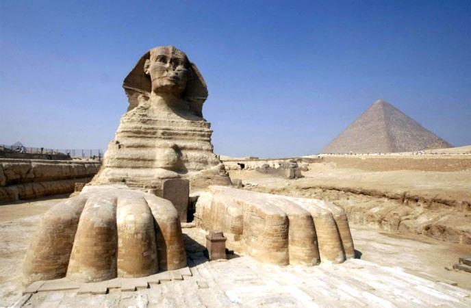 Piramida dan Great Sphinx, Misteri Peradaban Masa Lalu Di Dunia