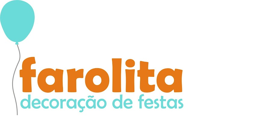 Farolita Decoração de Festas Infantis