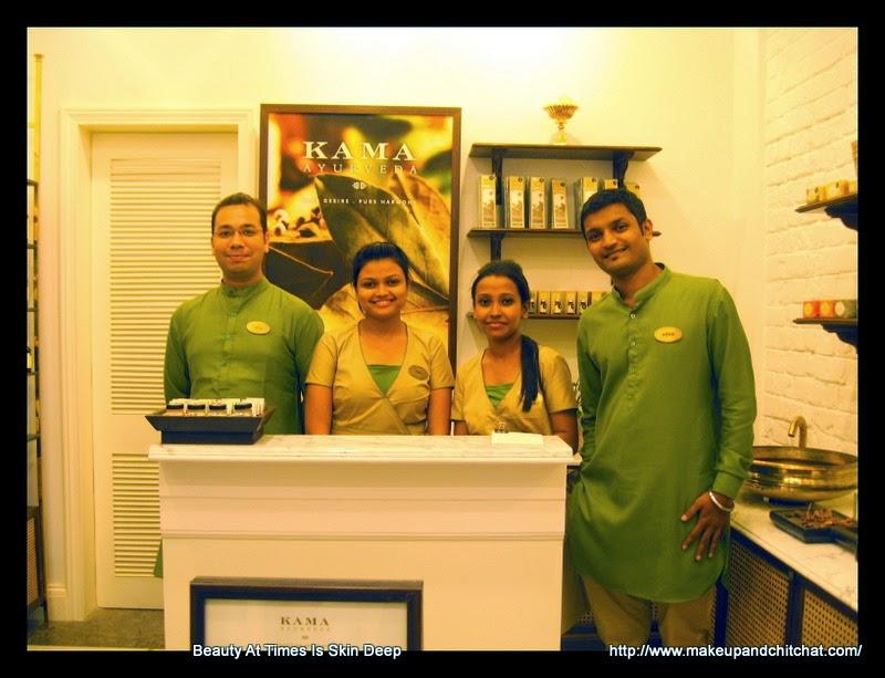 Kama Ayurveda Kolkata Quest Mall
