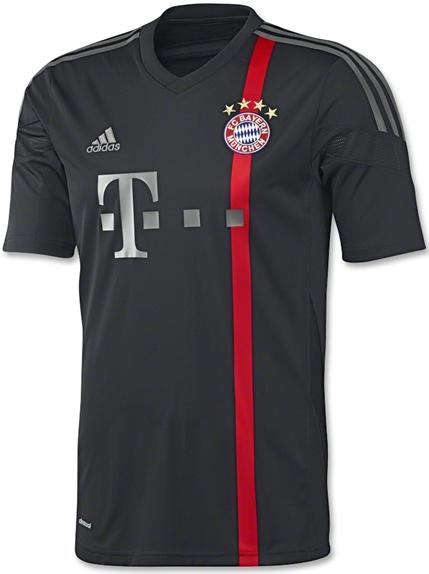 Jersey GO Adidas Terbaru Bayern Munchen Third Official 2015