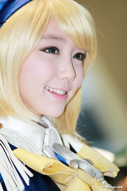 2 Kim Ha Eum - G-STAR 2012 [Part 2]-Very cute asian girl - girlcute4u.blogspot.com