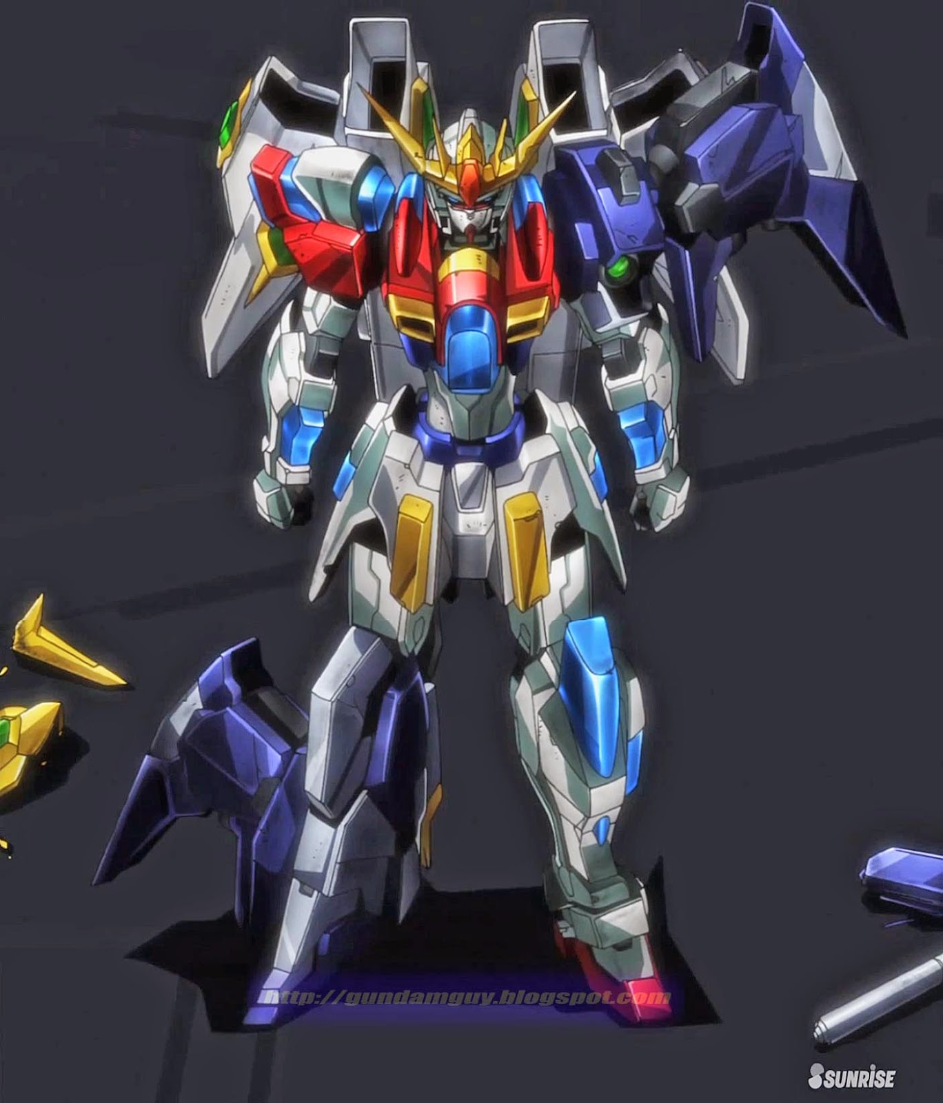 Gundam Build Fighters Try Build Burning Gundam Wallpaper Team Try Fighters Try Burning