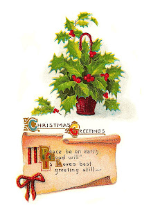 Printable Christmas Greeting Imag