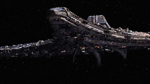 The Destiny in Stargate Universe
