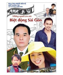 Phim Những Đứa Con Biệt Động Sài Gòn