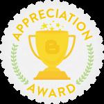 imagen premio appreciation award