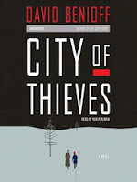 Cover of City of Thieves by David Benioff