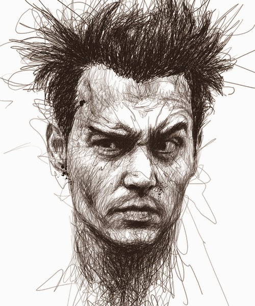 01-Johnny-Depp-Malaysian-Artist-Vince-Low-Scribble-Dyslexia-www-designstack-co