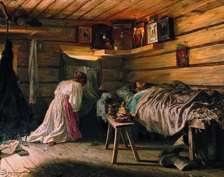 The Glory of Russian Painting: Vasili Maksimov, ctd: 19thcenturyrusspaint.blogspot.com/2012/10/vasili-maksimov-ctd.html