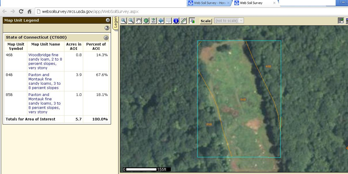 Enoviti web soil survey for Soil web survey