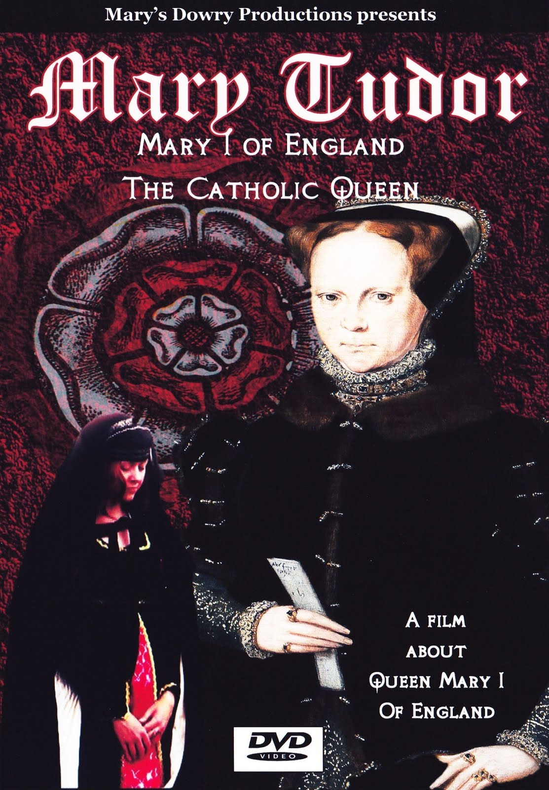MARY TUDOR: QUEEN MARY I OF ENGLAND
