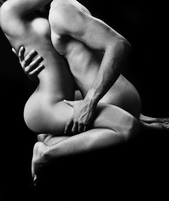 Entrelazados Desnudos Artisticos