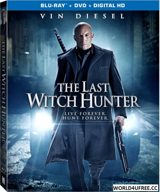 The Last Witch Hunter 2015 BRRip 480p 300mb ESub hollywood movie The Last Witch Hunter 480p 300mb compressed small size brrip free download or watch online at world4ufree.cc