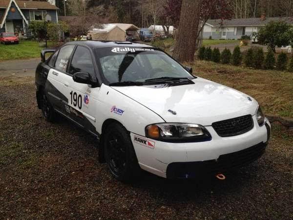 Daily Turismo: 7K Rally Good Deal: 2003 Nissan Sentra SE-R ...