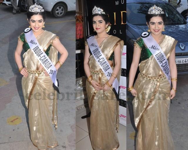 Mallika Kapoor Bridal Blouse