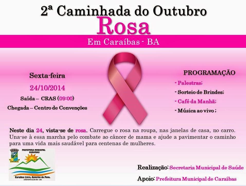 Outubro Rosa 2014