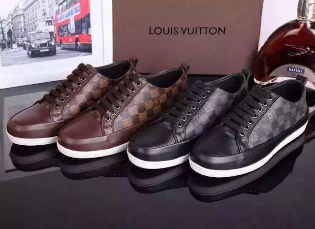 Giày da thể thao Louis Vuitton 1.450.000 VNĐ