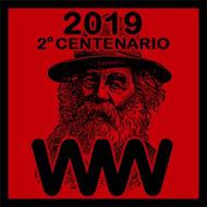 2º Centenario Walt Whitman
