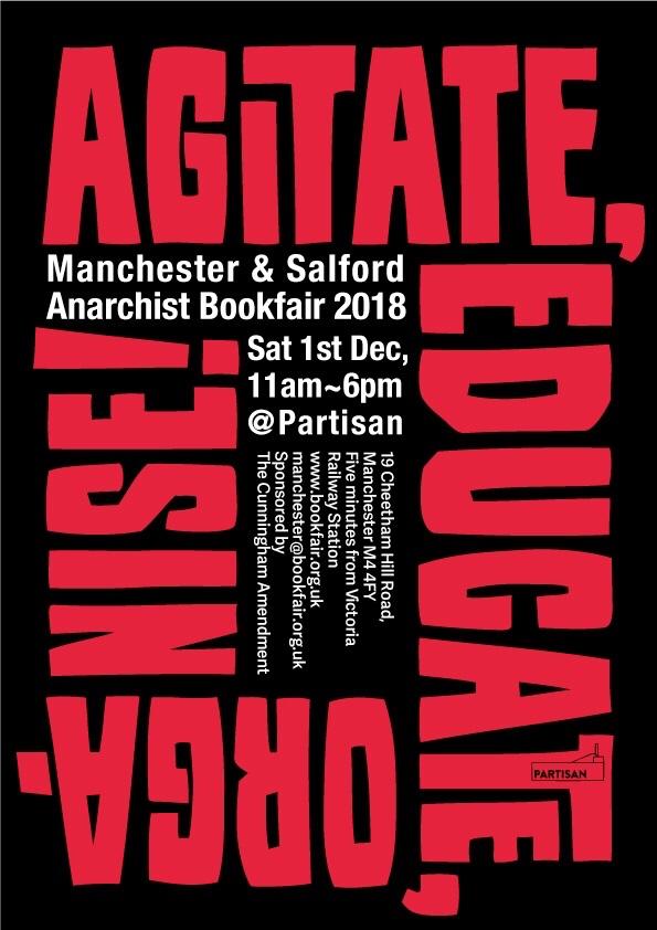 Manchester Bookfair
