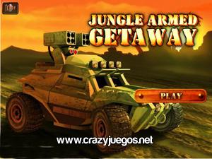 Jungle Armed Getaway