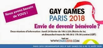 GAY GAMES FOR 2018 ...