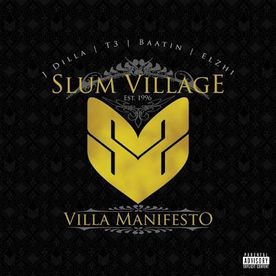 Slum Village – Villa Manifesto (CD) (2010) (FLAC + 320 kbps)