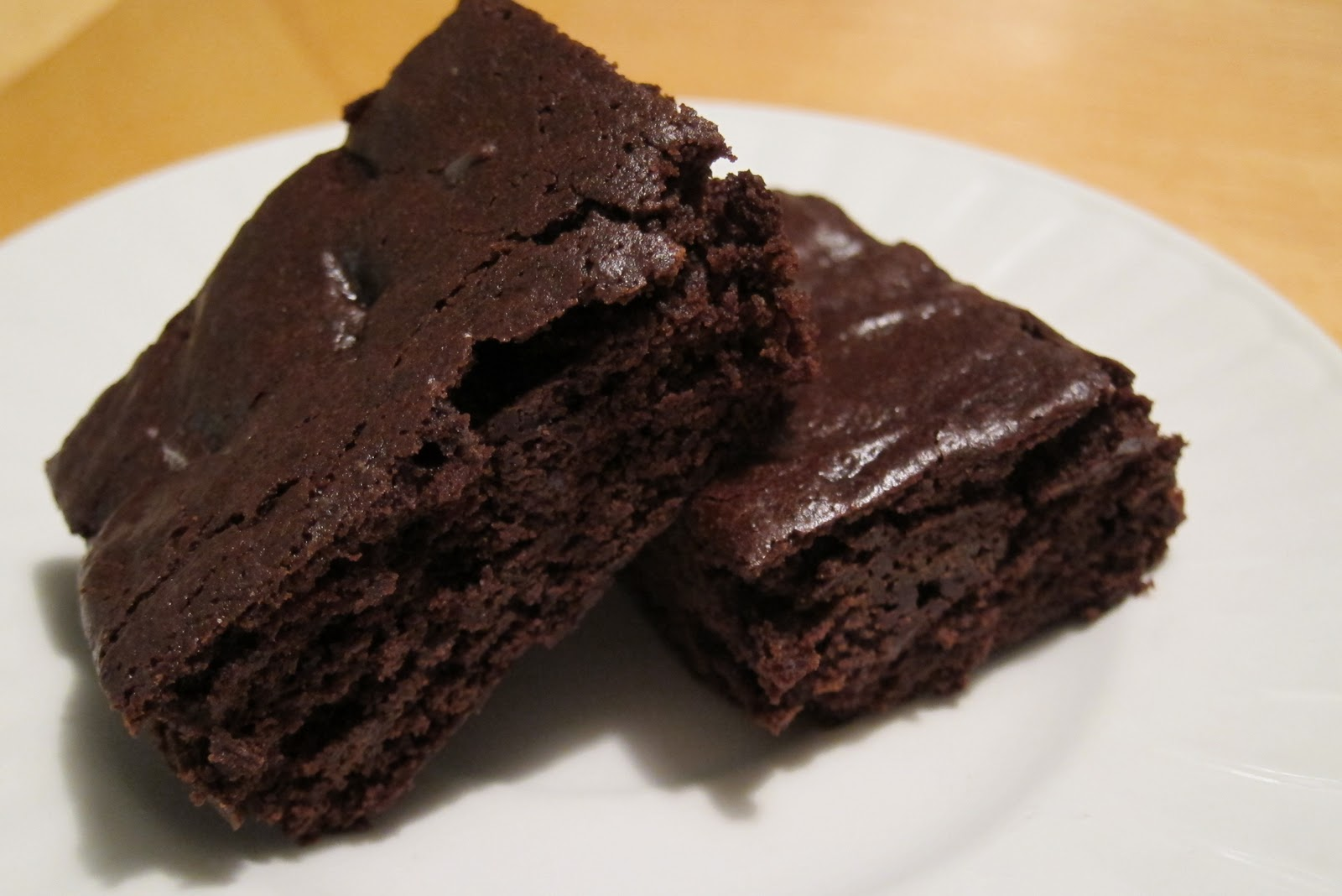 Pinch of This, That & the Other: Triple Chocolate Black Bean Brownies