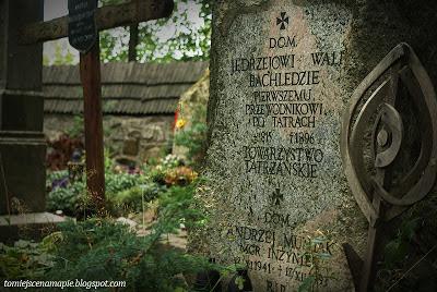 Cmentarz na Pęksowym Brzyzku, Pęksowe Brzyzko, jędrzej wala, Pęksowe Brzysko, cmentarz zakopane, Stary cmentarz, stary cmentarz zakopane