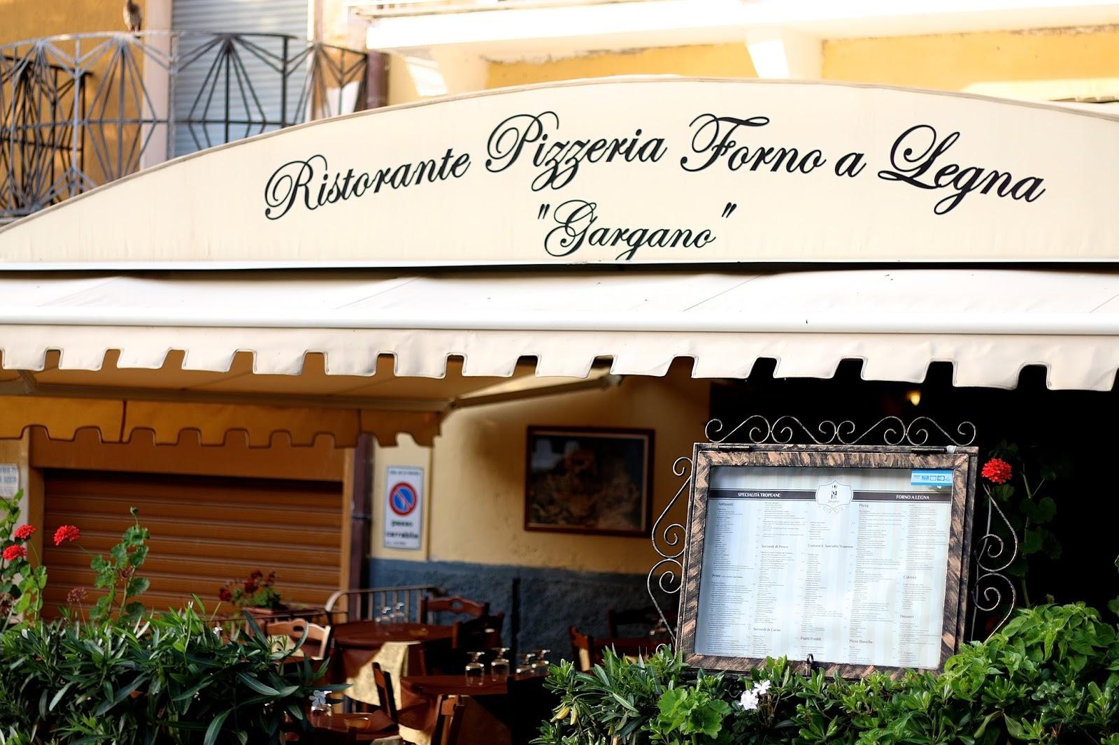 italian vacation spot